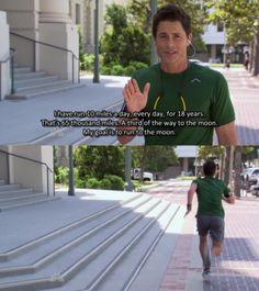 Treager running