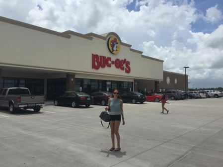 First time at Buc-ee's. Holy balls. It's a monster!