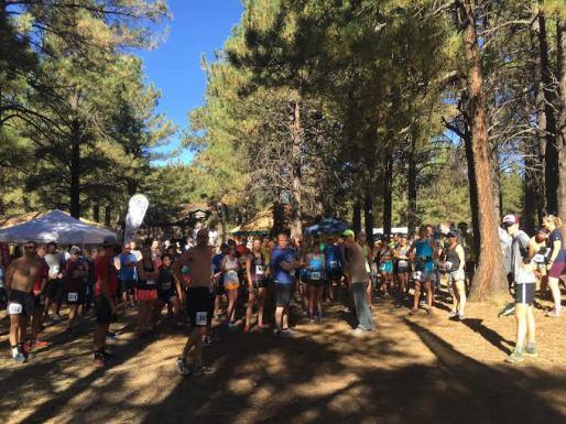 164 runners
